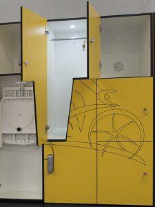 Lockers Accessories