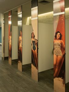 Printed Compact Laminate - Custom Design Cubicles