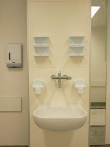 IPS - Nursing Station Single Wall Unit