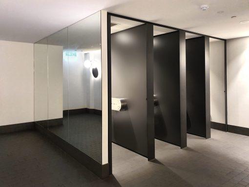 BERSA - Floor to Ceiling Divisional Panels