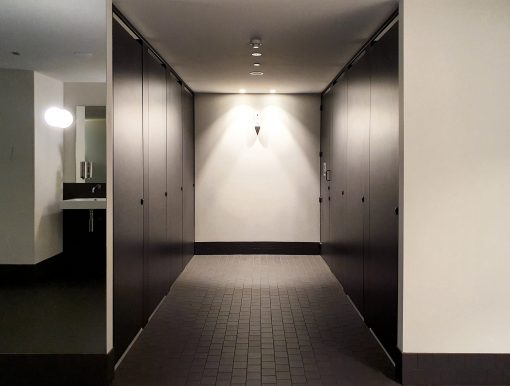 BERSA - Floor to Ceiling Frontals & Division Panels