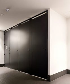 BERSA - Minimum Door & Floor Clearance for Maximum Privacy