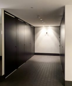 BERSA - Full Height Toilet & Shower Cubicles