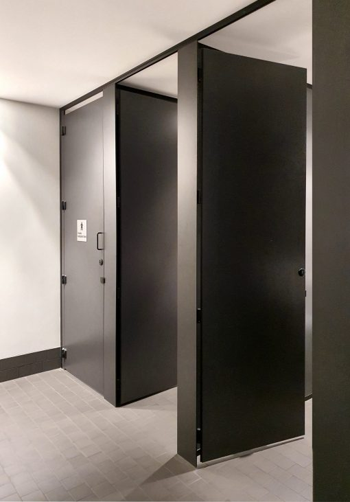 BERSA - Perfect for Unisex Cubicle Application