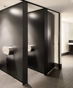 BERSA - Floor to Ceiling Partitioning System