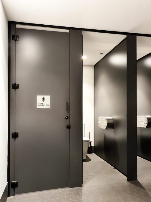BERSA - Complete Privacy Toilet & Shower Cubicles