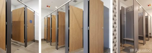 Floor Mounted / Overhead Braced Cubicle Partitioning Systems