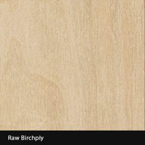Raw Birchply